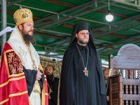 """Părintele Serafim Grigoraş este noul stareţ al Mănăstirii """"Sf. Ioan cel Nou de la Suceava"""""""