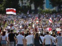 Noi proteste antiguvernamentale în capitala Belarusului