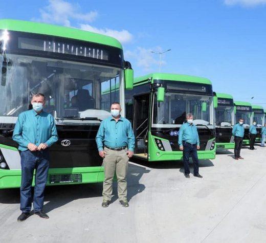 Transport de călători integral electric în municipiul Suceava