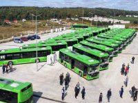 Salarii mărite pentru şoferii de pe autobuzele TPL