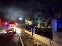 Incendiu la o casă din Dorna Candrenilor, din cauza unui coş de fum