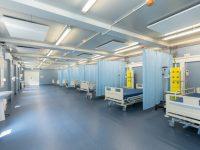 La sfârşitul lunii noiembrie ar putea fi necesare 900 de paturi pentru bolnavii Covid din judeţ