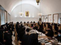 Sinaxa monahală cu stareţii din Arhiepiscopia Sucevei şi Rădăuţilor