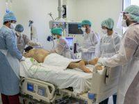 ATI Suceava, fără paturi disponibile pentru bolnavii de Covid-19
