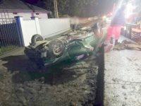 Grav accident rutier la Ipoteşti