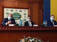 Gheorghe Flutur a anunţat principalele proiecte ale noului mandat