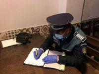 Petrecere de majorat întreruptă de poliţişti după difuzarea evenimentului pe Facebook