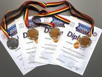 Inventatorii USV au primit trei medalii de aur şi una de argint