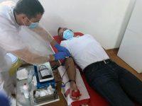 Membrii Rotary Club Suceava Cetate au donat sânge pentru spitalele din judeţ