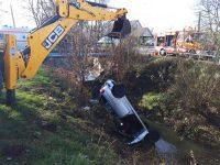 Grav accident rutier la Preuteşti