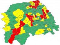 Rata de infectare cu Covid-19 a crescut la 2,12 la mia de locuitori, fără focare