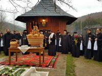 Parastasul ÎPS Părinte Pimen, la MănăstireaSihăstria Putnei