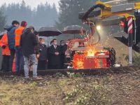 Un nou concept de reabilitare a căii ferate este pus în practică, în premieră, în judeţul Suceava