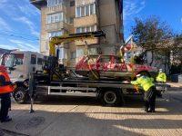 Primăria Suceava a început acţiunea de ridicare a maşinilor abandonate