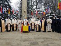 Ceremonie de Ziua Naţională a României
