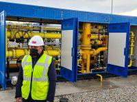 Nova Power & Gas continuă investiţiile şi inaugurează o reţea de gaze naturale în Huedin