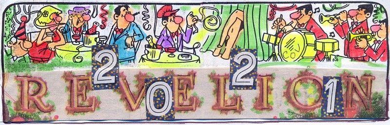 La mulţi ani, 2021!
