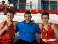 Două medalii de bronz pentru tinerii pugilişti de la CSM Suceava