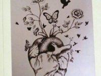 """O inimă """"trasă pe roată"""""""