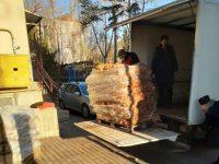 Arhiepiscopia Sucevei şi Rădăuţilor a dăruit 20 de tone de cartofi spitalelor din judeţ