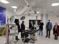 Preşedintele regiunii Cernăuţi, Ioan Muntean, a discutat cu Gheorghe Flutur despre proiectele transfrontaliere comune şi a vizitat Spitalul Judeţean