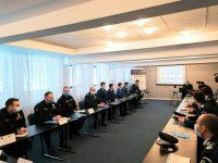 Inspectoratul de Jandarmi Judeţean Suceava şi Garda Naţională a Ucrainei vor întări capacităţi de prevenire şi combatere a criminalităţii organizate