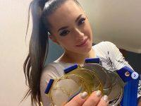 Larisa Iordache, revenire de senzaţie la Campionatele Europene