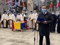 Sărbătorire fără fast a Zilei Naţionale a României