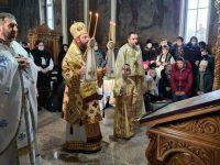 Sf. Liturghie arhierească în Parohia Călugăreni