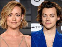 Harry Styles şi Olivia Wilde, primul cuplu surpriză al anului 2021