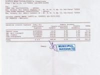 Primarul Ion Lungu a economisit 33,5 lei din totalul obligaţiilor pe care le avea către vistieria municipală