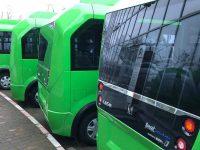 Noi linii de autobuz în cartierele Lanişte şi Aleea Dumbrăvii