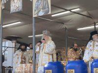 """ÎPS Calinic a anunţat că lucrările de la Mănăstirea """"Sf. Ioan cel Nou"""" vor continua"""