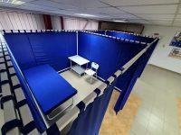 Centrele de vaccinare din Suceava sunt gata; mai trebuie ca DSP să aducă personalul medical