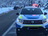 Peste 100 de poliţişti în teren, pentru supravegherea şi fluidizarea traficului rutier