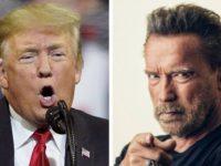 Arnold Schwarzenegger, mesaj dur pentru Trump
