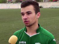 Foresta Suceava testează un jucător din Republica Moldova