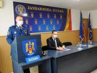 Jandarmii suceveni au prezentat raportul anual