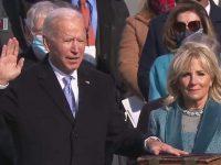 Joe Biden, al 46-lea preşedinte al Statelor Unite ale Americii, a fost învestit