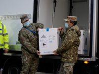 A şasea tranşă de vaccin Pfizer/BioNTech soseşte astăzi în România