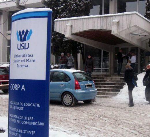 USV a sancţionat 113 studenţi care au plagiat