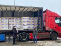 Peste 60.000 de pachete cu ajutoare alimentare vor fi distribuite persoanelor defavorizate din judeţ