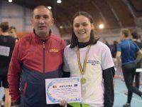 Atleta de la CSM Dorna, Claudia-Ionela Costiuc, va reprezenta România la Balcaniada din acest an