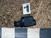 Contrabandă de ţigări cu drona, la Siret