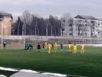 Foresta Suceava a remizat în meciul de pregătire cu Sporting Vaslui