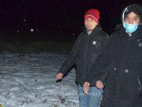 Doi migranţi din Maroc, depistaţi de poliţiştii de frontieră în zona Siret