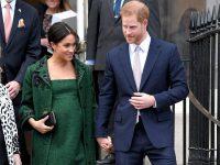 Prinţul Harry şi soţia sa, Meghan, au anunţat că nu-şi vor relua îndatoririle de membri ai monarhiei britanice