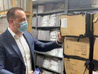 Primăria Suceava a primit cele 1.000 de tablete pentru procesul educaţional