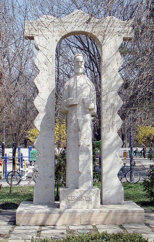 Constantin Brâncuşi la Ion Irimescu