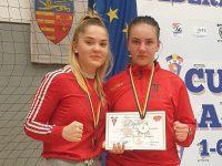 Două medalii pentru tinerele pugiliste de la CSM Suceava